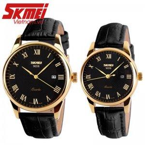 đồng hồ đôi skmei 9058 chính hãng
