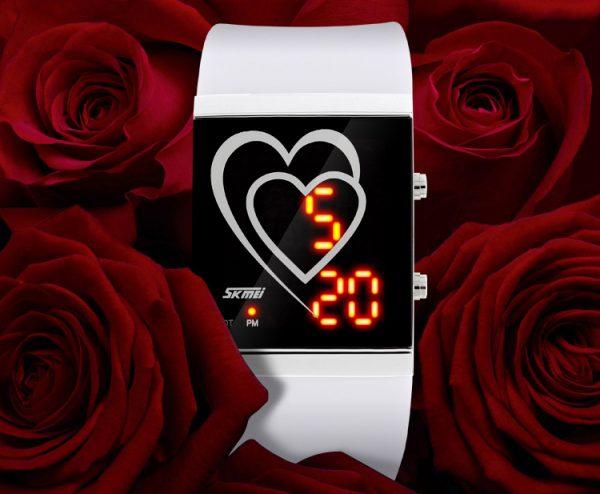 Đồng hồ led Skmei 1004