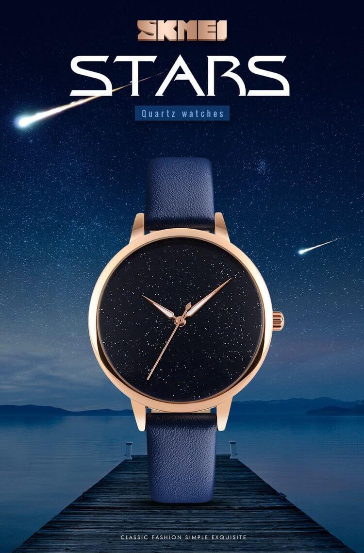 đồng hồ nữ skmei 9141