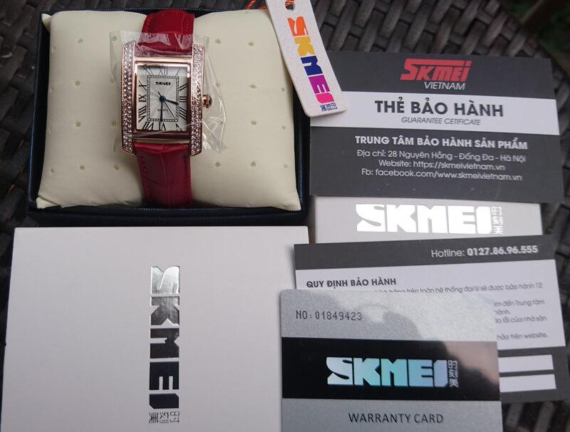 đồng hồ skmei 1281 chính hãng