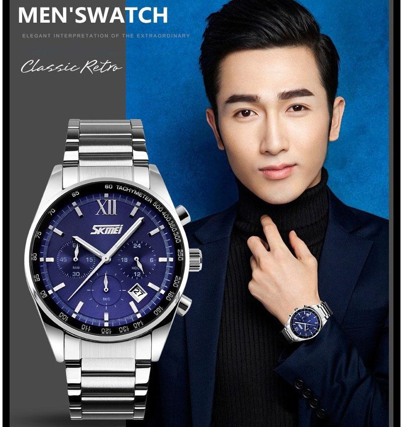 đồng hồ skmei 9096 chính hãng