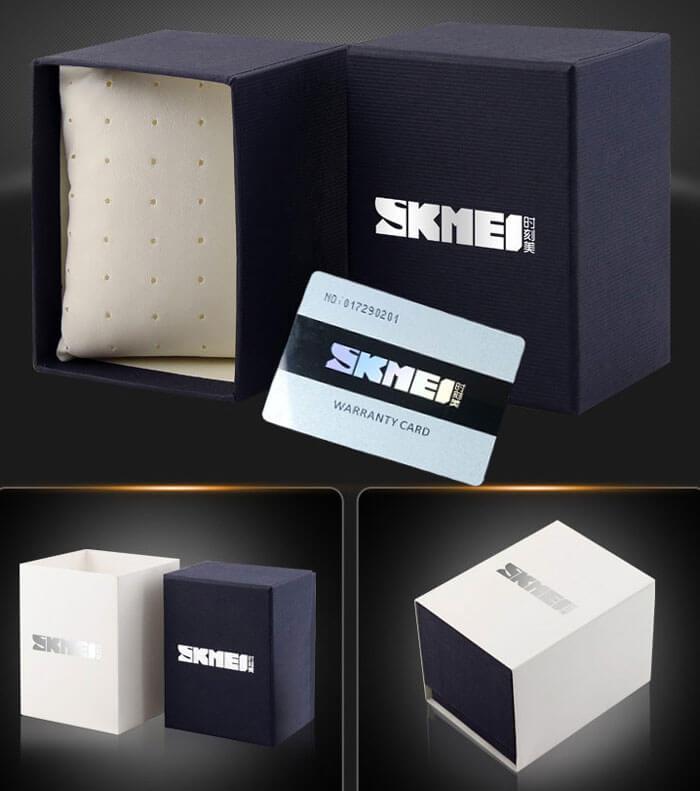 hộp đồng hồ skmei chính hãng