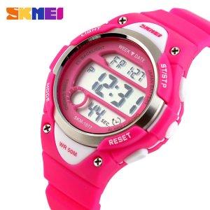 đồng hồ trẻ em skmei 1077
