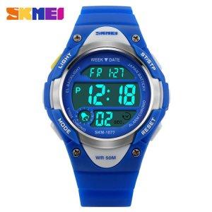 đồng hồ bé trai skmei 1077