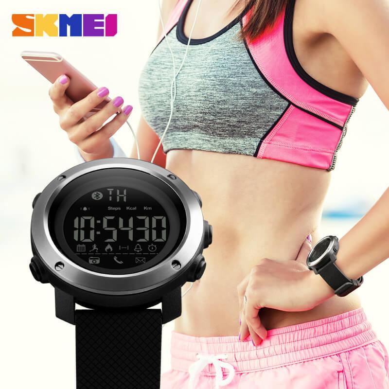 Đồng hồ thông minh skmei 1285