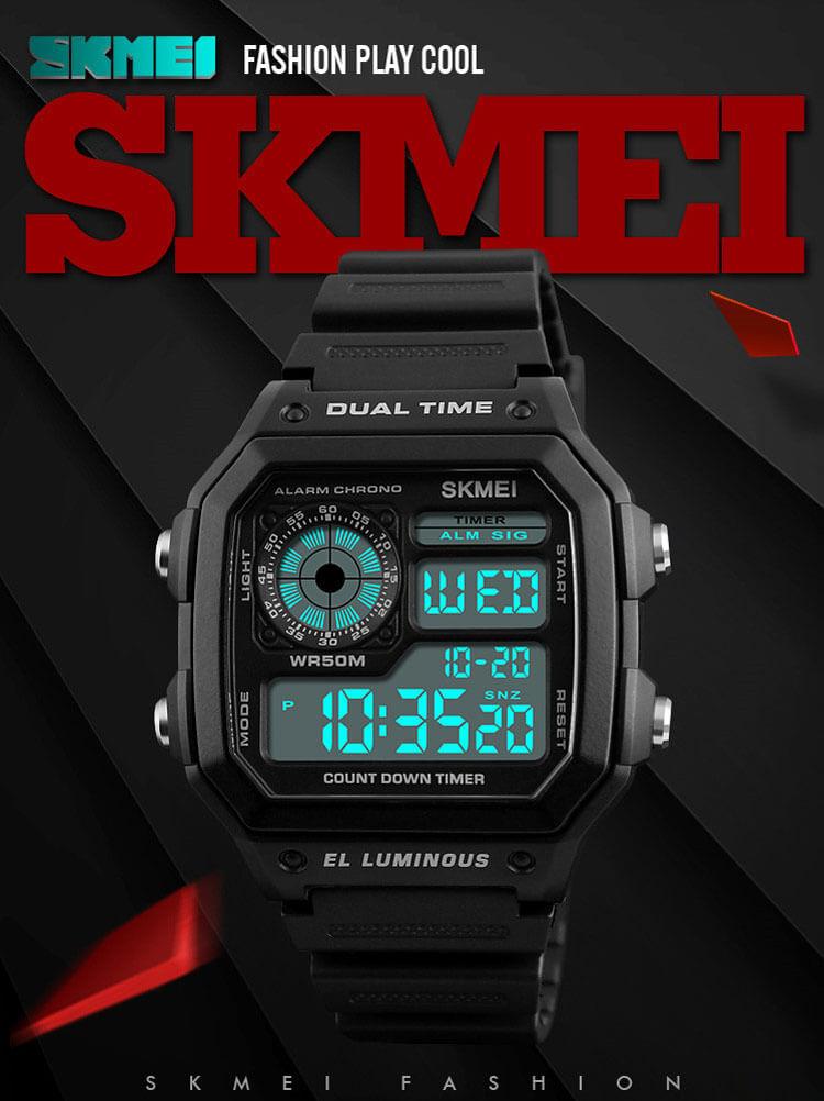 đồng hồ skmei 1299 hà nội
