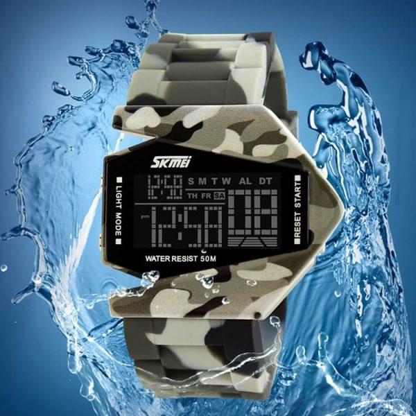 Đồng hồ phi thuyền SKMEI 0817