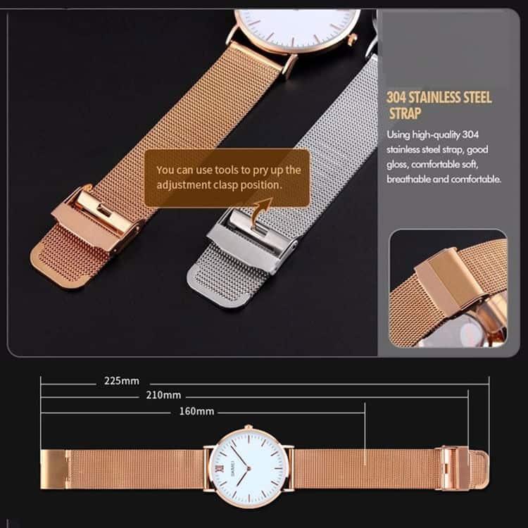 đồng hồ đôi skmei 1181