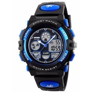 đồng hồ bé trai skmei 1163