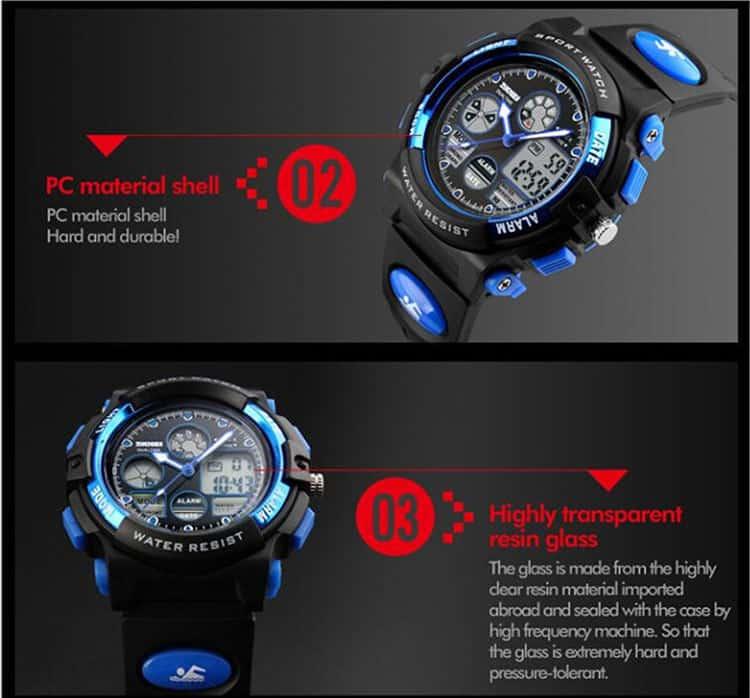 đồng hồ skmei 1163