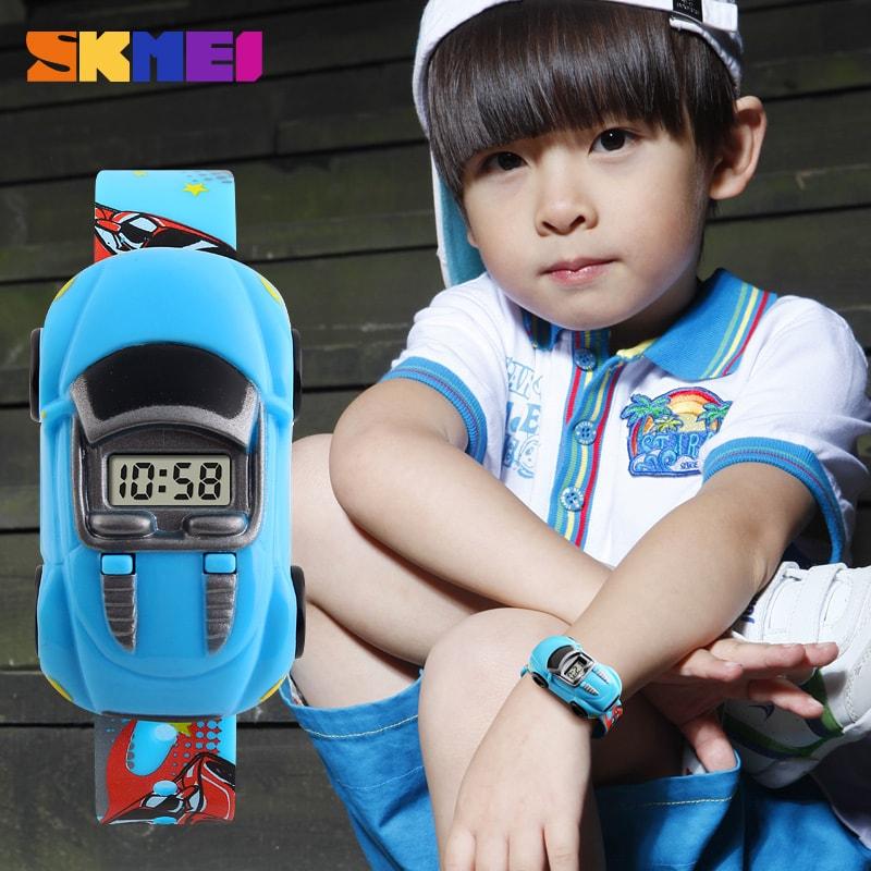 Đồng hồ bé trai skmei