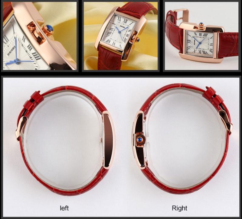 đồng hồ nữ skmei chính hãng