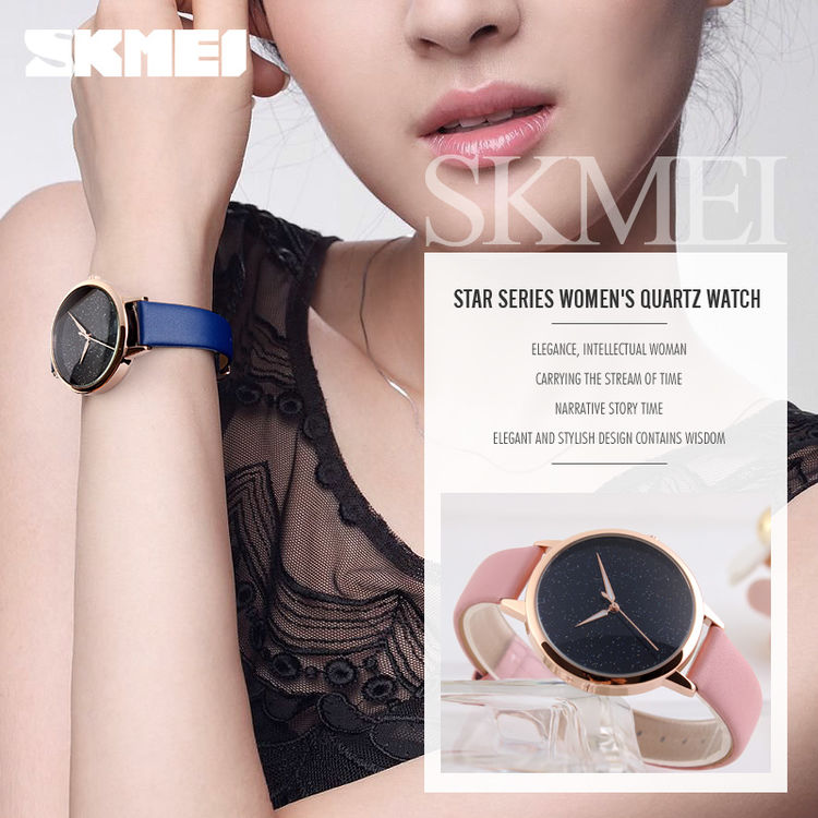 Đồng hồ nữ skmei SK1824