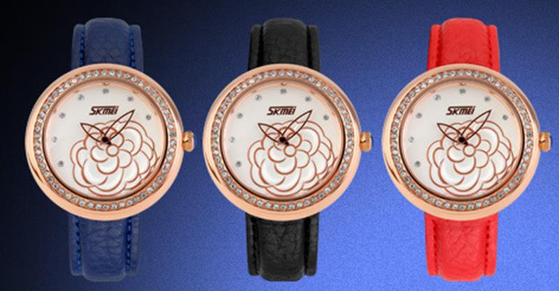 Đồng hồ nữ Skmei SK1825