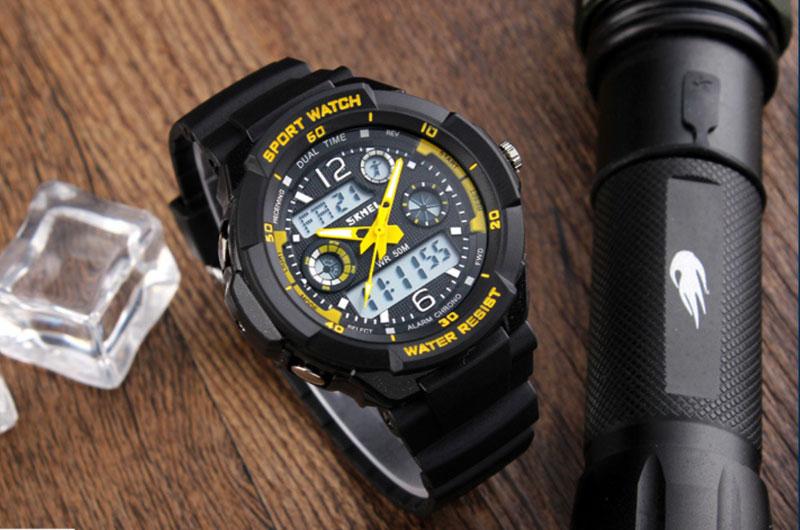 đồng hồ thể thao skmei 0931