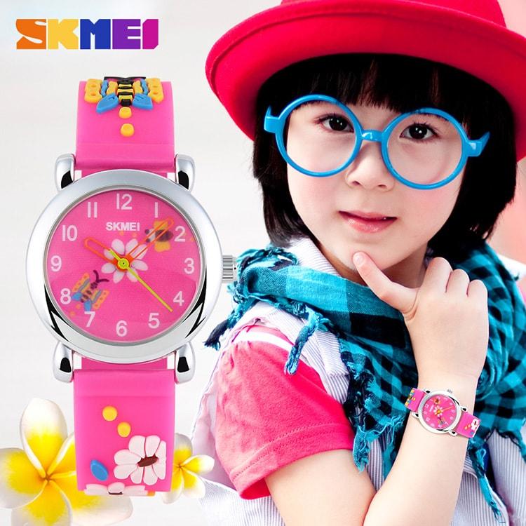 Đồng hồ bé gái Skmei