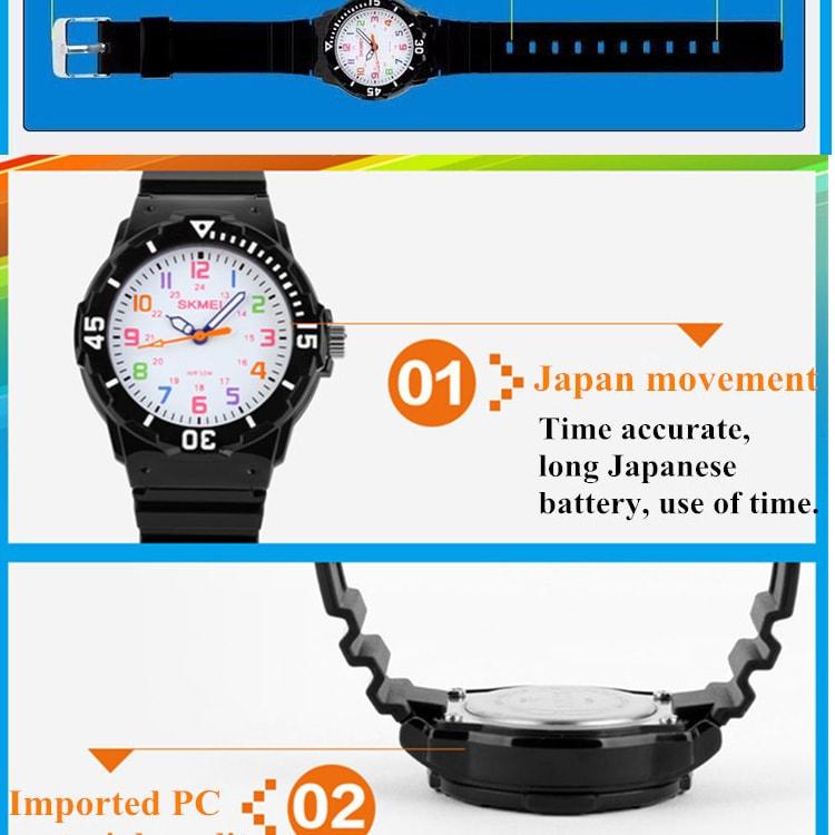 đồng hồ trẻ em skmei chính hãng