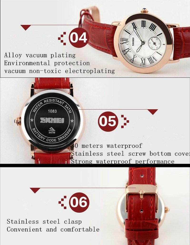 Đồng hồ skmei 1083