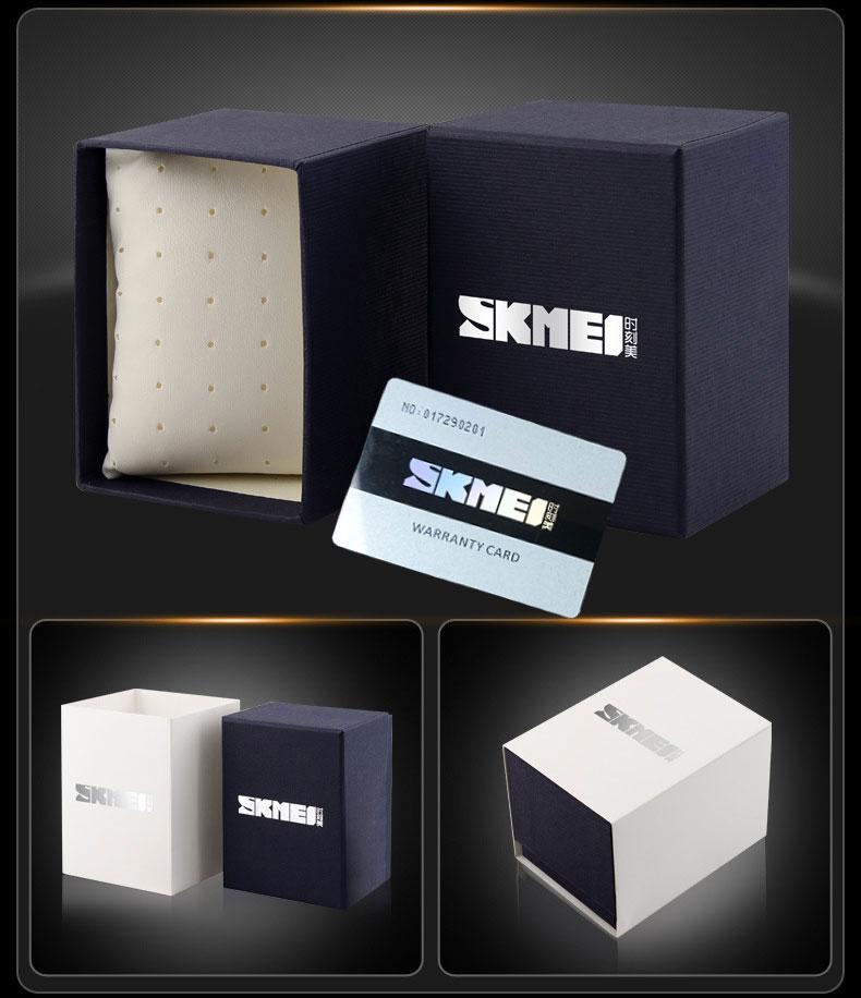 Vỏ hộp đồng hồ Skmei chính hãng